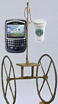 Mashup elements courtesy MOMA, Starbucks and RIM